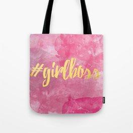 #GIRLBOSS Tote Bag