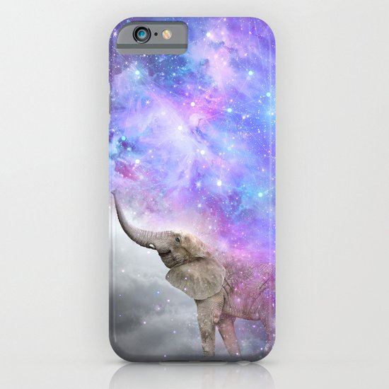 Don't Be Afraid To Dream Big • (Elephant-Size Dreams) iPhone & iPod Case