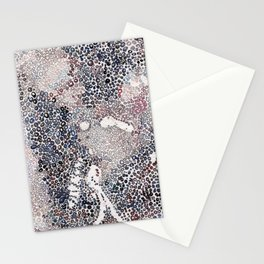 Crab Shell I Stationery Cards