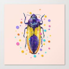 INSECT IX Canvas Print