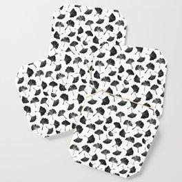 Ginko Leaves Pattern - Mix & Match Coaster