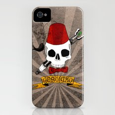 Geronimo iPhone (4, 4s) Slim Case