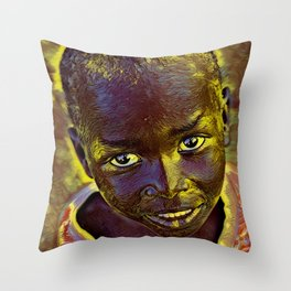 A Wonder To Behold Throw Pillow