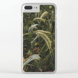 9.13.17 Clear iPhone Case