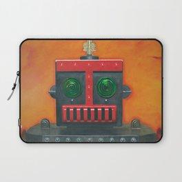 Robert the Robot Laptop Sleeve