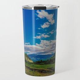 Wind Wolves Preserve Travel Mug