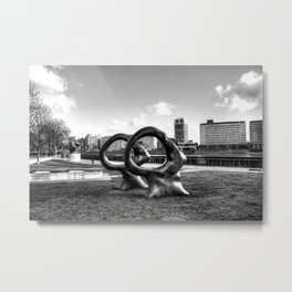 Enlightenment, London Metal Print
