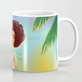 Roller Skate California Coffee Mug