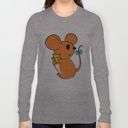 I got the Cheese But..... Long Sleeve T-shirt