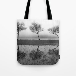 Three trees Tote Bag