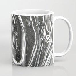 Black watercolor Coffee Mug