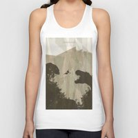 tomb raider Tank Tops featuring Tomb Raider by s2lart