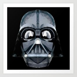 May the force be with you #2 Art Print