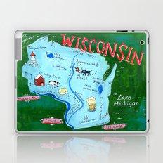 WISCONSIN Laptop & iPad Skin