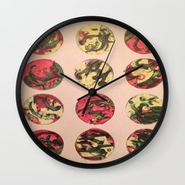 itchy series: no. 1 Wall Clock