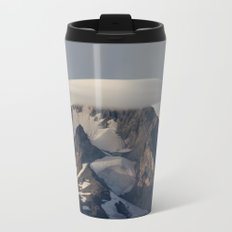 Hood With Cap Metal Travel Mug