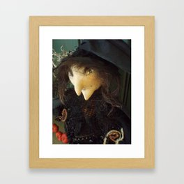 Agatha Witherspoon Framed Art Print