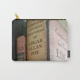 Pink Poe Carry-All Pouch