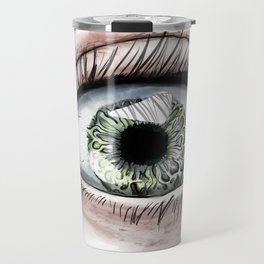 Macro Eye Travel Mug