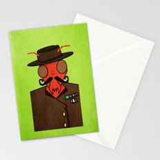 Serge Ant  Stationery Cards