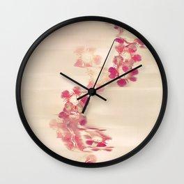 Geraldton Wax - 01 Wall Clock