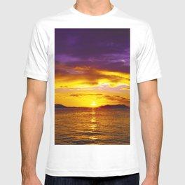 Caribbean Sunset II  T-shirt