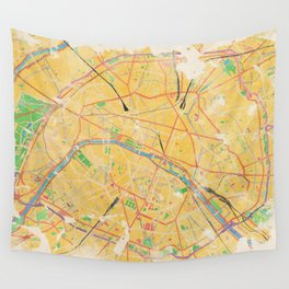 Another Paris Wall Tapestry