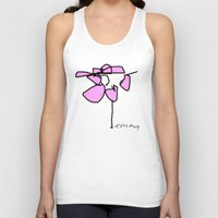 pi Tank Tops featuring PP PI by Moonbird