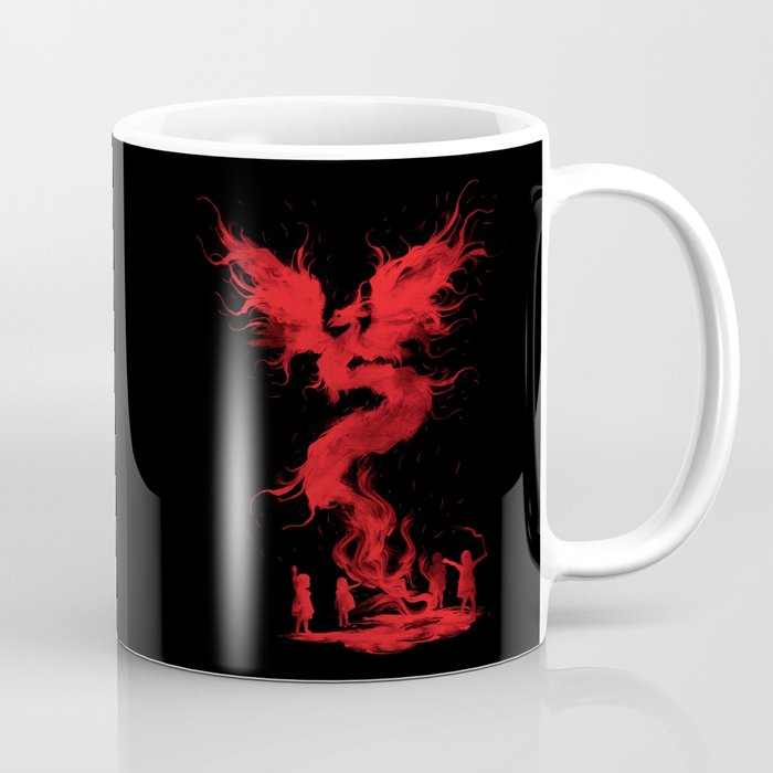 Let's the magic begin... Coffee Mug
