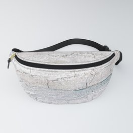 Soft Pastel Texture Acrylic Abstract Fanny Pack