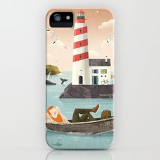 Lighthouse iPhone (5, 5s) Slim Case