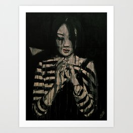 Maggio Art Print