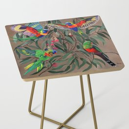 Birds of Paradise. Side Table