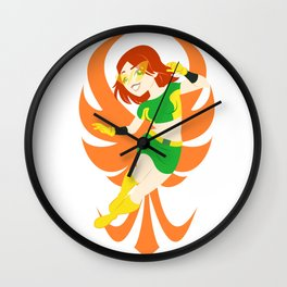 Her Mother's Mantle Wall Clock