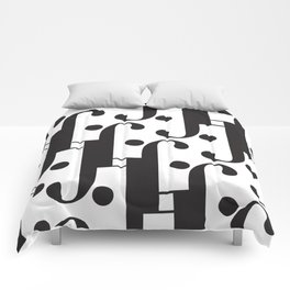 """Musical - The Didot """"j"""" Project Comforters"""