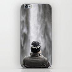 Seljalandsfoss Waterfall Iceland iPhone & iPod Skin