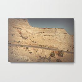 Grand Staircase Escalante National Monument, Utah Metal Print