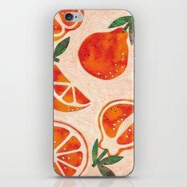 Tangelo Fun iPhone Skin