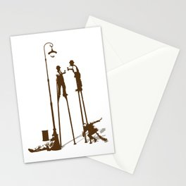 Higher level of sobriety Stationery Cards