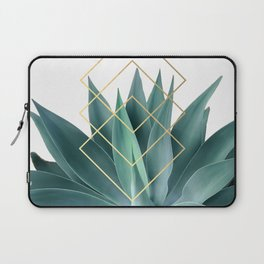 Agave geometrics Laptop Sleeve