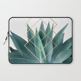 Agave geometrics Laptop Sleeve