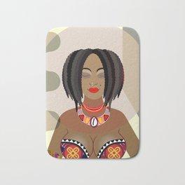Nubian Queen Bath Mat