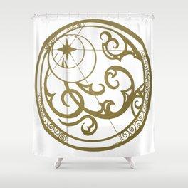 starchart Shower Curtain