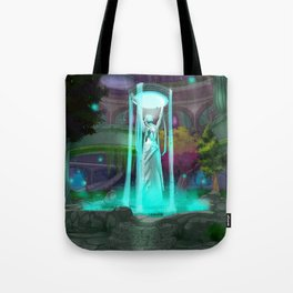 Temple of Elune  Tote Bag
