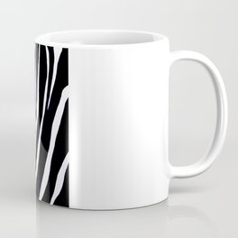 Green Black and White Zebra Coffee Mug