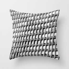 New York Living Throw Pillow