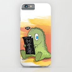 Love is a lot like backaches.... iPhone 6s Slim Case