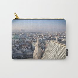 Vienna Cityscape from Stephansdom Carry-All Pouch