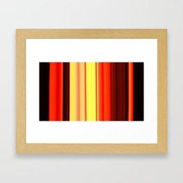 Transition Framed Art Print