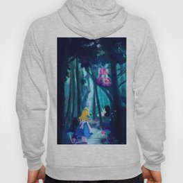 Alice in Wonderland Hoody
